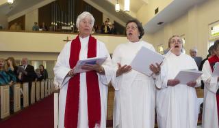 UN CAS D'ÉCOLE DE TENTATIVE DE SUBVERSION DANS L'ÉGLISE .59208_association-femmes-pretres-catholiques-etats-unis-ohio-brecksville_s